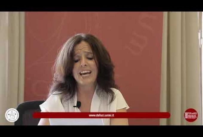 Progetto F.O.R.w.A.R.D. - Francesca Torlone