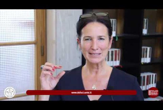 Progetto F.O.R.w.A.R.D. - Intervista a Valérie Amiraux - 24 Giugno 2019